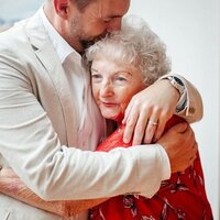 Melbourne-Wedding-Photographer-grandmother-red-groom-belonging