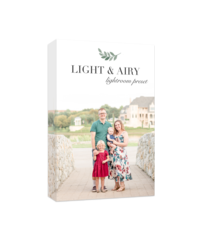 Light & Airy Product Box