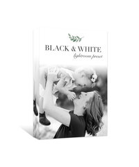 Black & White Product Box