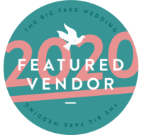 The Big Fake Wedding Featured Vendor, Unspoken Designs
