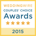 Wedding Wire 2015 Couple's Choice