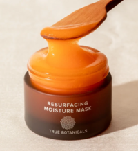 True Botanical Resurfacing Moisture Mask
