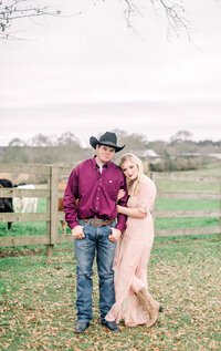 The White Magnolia Engagement Session-23