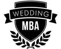 wedding mba graduate