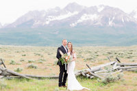 park creek ranch wedding stanley idaho-1