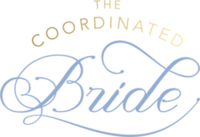The Coordinated Bride logo