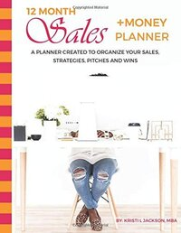 12 Month Sales & Money Planner
