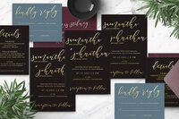 black-and-gold-foil-blue-wedding-invitation-suite2