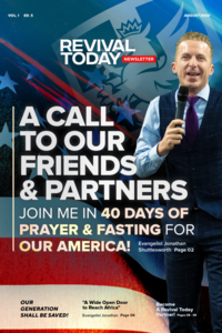 Revival Today August 2020 Newsletter