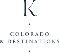 Kelly Karli Colorado and Destinations 'K' icon logo