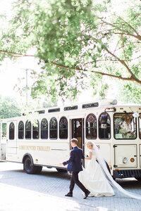 Charleston Trolly
