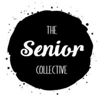the senior collective logo