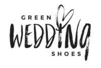 Michelle Norwood Green Wedding Shoes