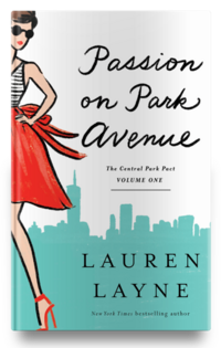 LaurenLayne-Cover-PassionOnParkAvenue-Hardcover-LowRes