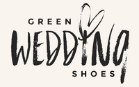 greenweddingshoes logo