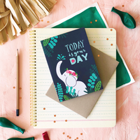 Target and Minted Greeting Card Collaboration with Pace Creative Design Studio