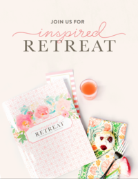 1Inspired Retreat Magazine