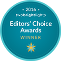 Editor's Choice Award 2016