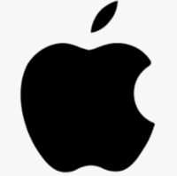 Branded Apple Logo For Subscribe