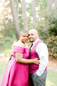 Heart's Content Events Black Wedding Planner Norfolk Botanical Gardens Andrew & Tianna Photography-93