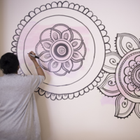 diy-mandala-wall-art