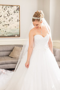 Hotel Colonnade Wedding by Nicole Falco Photography