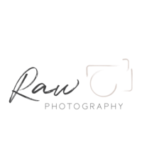 raw photography branding_primary logo