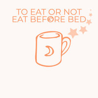 why-you-should-eat-before-bed