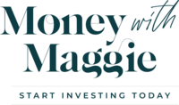 Money with Maggie Seconday Logo