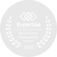 Expertise Badge Grey and White