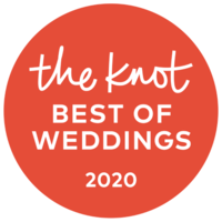 The Knot Best of Weddings Award