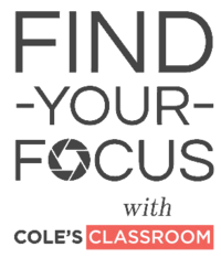 Find-Your-Focus-Coles-Classroom-Logo