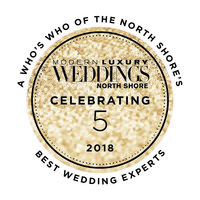 WEDDINGS NS CELEB 5 BADGE