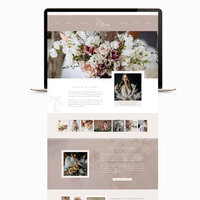 Showit Website Templates for Female Creatives | Showit Websites | Viva la Violet