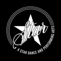 A Star Dance and Performing Arts black white