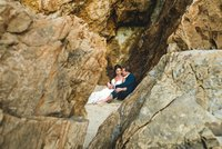 Big Sur Elopement Glen Oaks Wedding 072