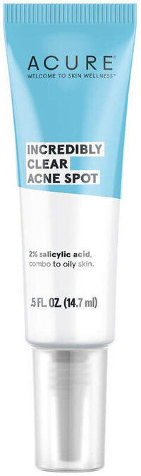 Clear Acne Spot Treatment