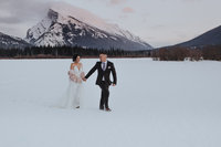 Banff Alberta Wedding by Moments By Madeleine