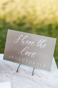 pirouettepaper.com | Wedding Stationery, Signage and Invitations | Pirouette Paper Company | Signage Ideas 38