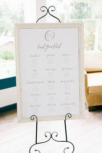 pirouettepaper.com | Wedding Stationery, Signage and Invitations | Pirouette Paper Company | Seating Charts 64