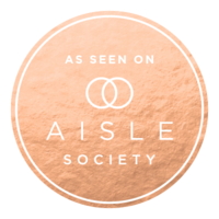 Aisle Society Feature Badge