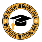 We Belive in Giving Back College Fund Landscaping