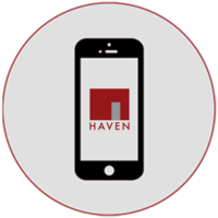 Contact Haven Phone Icon