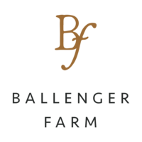 Ballenger Farm 05.5 Alternate Logo Submark Charcoal + Rust