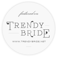 Trendy Bride  with Sarah Sunstrom Photography Chicago Wedding Photographers