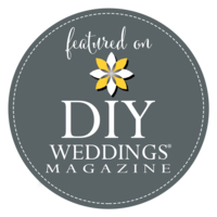 Featured+in+DIY+Weddings+Magazine