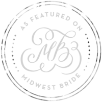 featured on midwest bride nicole corrine omaha wedding photographer