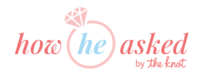 How he asked.  by the knot logo