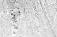 Fyke Photography - Wedding Dress and Ring