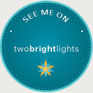 Two Bright Lights Icon